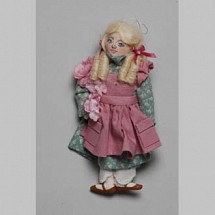 Storybook Characters Weedhouse Gladys Boalt Ornaments
